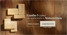[Natura] Compre 59,00 e ganhe 1 caixa de sabonete Ekos