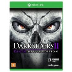 [Ricardo Eletro] Jogo Darksiders 2 - Deathinitive Edition - Xbox One - R$54