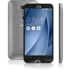 [Walmart] Smartphone Asus Zenfone 2 Laser Prata Dual Chip Android 5.0 Lollipop 4G Wi-Fi Câmera 13MP Foco Laser - R$999