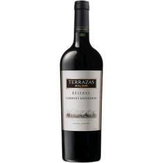[Americanas] Vinho Tinto Argentino Terrazas Cabernet Sauvignon Reserva 750 ml por R$ 60