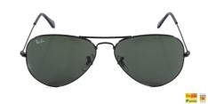 [Okulos] Óculos de Sol Ray Ban Erika RB4171 Preto por R$ 380