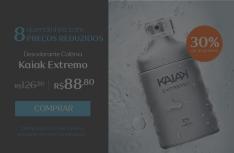 [Natura] Desodorante Colônia Kaiak Extremo Masculino - 100ml R$ 90