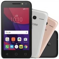 "[Cissa Magazine] - Smartphone Alcatel Pixi 4 Colors Dual 4"" - R$299"