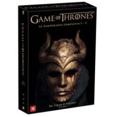 [AMERICANAS] DVD Coleção: Game Of Thrones - da Primeira A Quinta Temporada