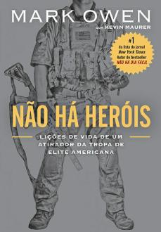 [FNAC] Livro -  NÃO HÁ HERÓIS R$13,20