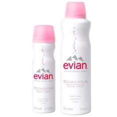 [Ricardo Eletro] Kit Água Termal Evian (Pague 150ml e Ganhe mais 50ml) - R$35