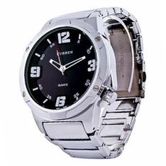 [Lojas Americanas] Relógio Masculino Curren Analógico Casual Branco - R$89