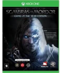 [SUBMARINO] Terra Média: Sombras de Mordor GOTY - Xbox One
