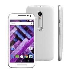 [Mega Mamute] Smartphone Moto G -3ª Geracao- Turbo XT1556 Branco com 16GB Tela de 5`` Dual Chip Android 5.1 4G Camera 13MP Processador Octa-Core e RAM de 2GB or R$ 899