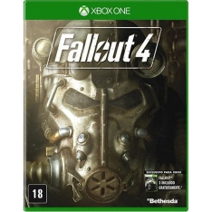 [Submarino] Game Fallout 4 - Xbox One por R$ 70