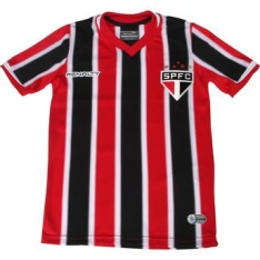 [Walmart] Camisa São Paulo II 2014, Penalty, Sem Número e Sem Patrocínio, Juvenil por R$ 50