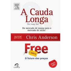 [Submarino] Livro - A Cauda Longa + Free (Edição Exclusiva 2 Livros em 1) por R$ 13