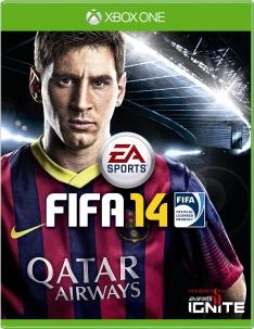[Saraiva] Fifa 14 - Xbox One  por R$ 27