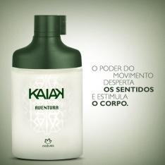 [Natura] Desodorante Colônia Kaiak Aventura - R$63