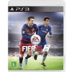 [Ponto Frio/Uz Games] Jogo Fifa 16 - PS3 por R$ 60