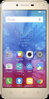 """[Saraiva] Smartphone Lenovo Vibe K5 Dualchip Dourado 4G Tela 5"""" Android Lollipop 5.1.1 Câmera 13Mp 16Gb - R$ 694,32"""