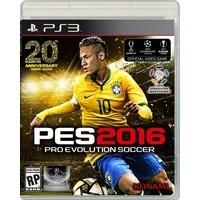 [Casas Bahia] - Jogo Pro Evolution Soccer 2016 - PS3 - R$57