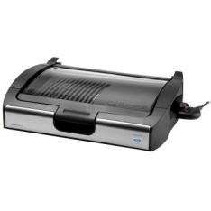 [Ricardoeletro] Grill Steak Ford 2 em 1! Chapa e Grill Antiaderente, Bandeja removível, Regulagem de Temperatura, Prepara Refeições Rapidas e Saborosas - F-2161 por R$ 207