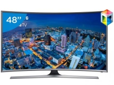 "[Magazine Luiza] Smart TV Samsung LED Curva 48"" UN48J6500 - R$2469"