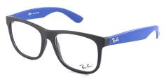 [Ókulos] - Óculos de Grau Ray Ban RB7057 Preto - R$356