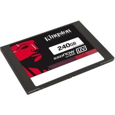 [Submarino] SSD Kingston UV300 240GB EM 20X S/ JUROS - R$ 289,90