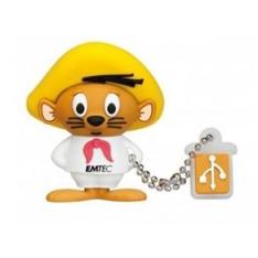 [EXTRA] PenDrive 4GB Emtec Looney Tunes Ligeirinho - R$ 8,90
