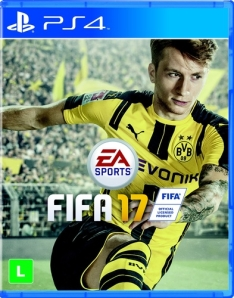 [Livraria Cultura] Jogo FIFA 17 - PS4 - R$150