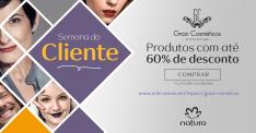 [Natura] 10 Produtos mais vendidos com até 60% de desconto