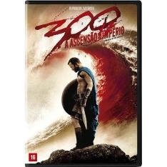 [Americanas] DVD - 300: A Ascensão do Império por R$ 2