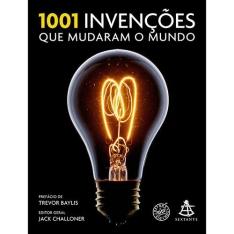 [Submarino]  1001 Invenções Que Mudaram o Mundo  por R$ 22