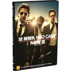 [Americanas] DVD - Se Beber, Não Case! Parte III - R$1,99