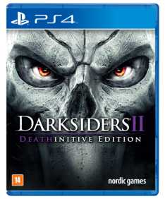 [Saraiva] Darksiders II - Deathinitive Edition - PS4 por R$ 27