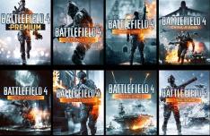 """[ORIGIN - PSN - LIVE] Battlefield 4 - TODAS AS 5 DLC'S """"PAGAS"""" - GRÁTIS!"""
