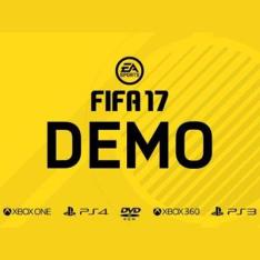 FIFA 17 (DEMO) GRÁTIS - R$ 0