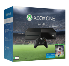 [Saraiva] Console Xbox One 500Gb Fifa 16 + 1 Mês de Ea Access por R$ 1162