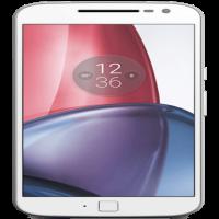 "[Saraiva] Smartphone Motorola Moto G 4 Plus Branco Tela 5.5"" Android™ 6.0.1 Marshmallow Câm 16Mp Dualchip 32Gb por R$ 989"