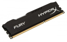 [Kabum] - Memória Kingston HyperX FURY 4GB 1600Mhz DDR3 CL10 Black Series - R$ 100