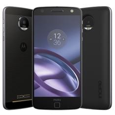 "[EFACIL] Smartphone Moto Z Power Edition, Preto, Tela 5.5"", 4G+WiFi, Android 6.0, 13MP, 64GB + Snap Power - Motorola POR R$ 2977"