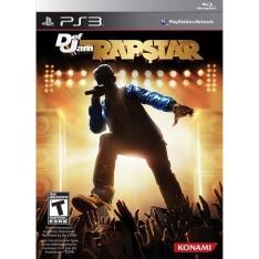 [Americanas]Game Def Jam Rapstar - PS3 por R$ 9