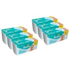 [Kangoolu] 576 Lenços Umedecidos Pampers Regular - por R$69