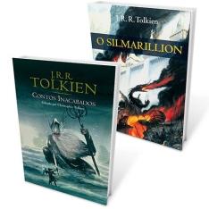 [Submarino] - Kit Livros J.R.R.Tolkien - Contos Inacabados + O Silmarillion