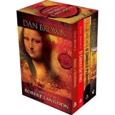 [Submarino] - Box As Aventuras de Robert Langdon - Anjos e Demônios + O Código da Vinci + O Simbolo Perdido e Inferno