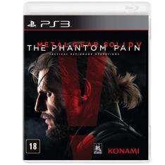 [Extra] Metal Gear Solid V: The Phantom Pain - PS3 EM OFERTA por R$ 59