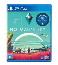 [Submarino] No Man's Sky + R$20 na PSN (boleto + cupom GAMES10) por R$127