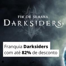 [NUUVEM] FIM DE SEMANA DARKSIDERS (Jogos da franquia com até 82% de desconto) A partir de - R$ 7,99