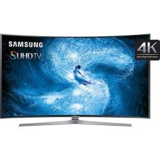 "[Americanas] Smart TV Nano Cristal LED Curva 3D 65"" Samsung 4K -"