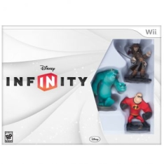 [Ricardo Eletro] Disney Infinity Jogo + Kit inicial Wii