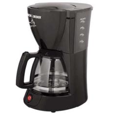 [Ricardo Eletro] Cafeteira Elétrica Prepara 24 Xícaras - CM200 Black & Decker