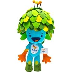 [Submarino] Mascote Rio 2016 Paralímpico 30cm por R$ 40