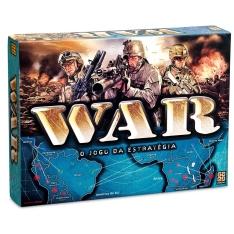 [Ponto Frio] Jogo War Grow Por R$65,46